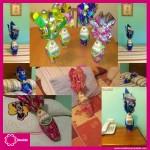 Huevos de Pascua Rosaleda