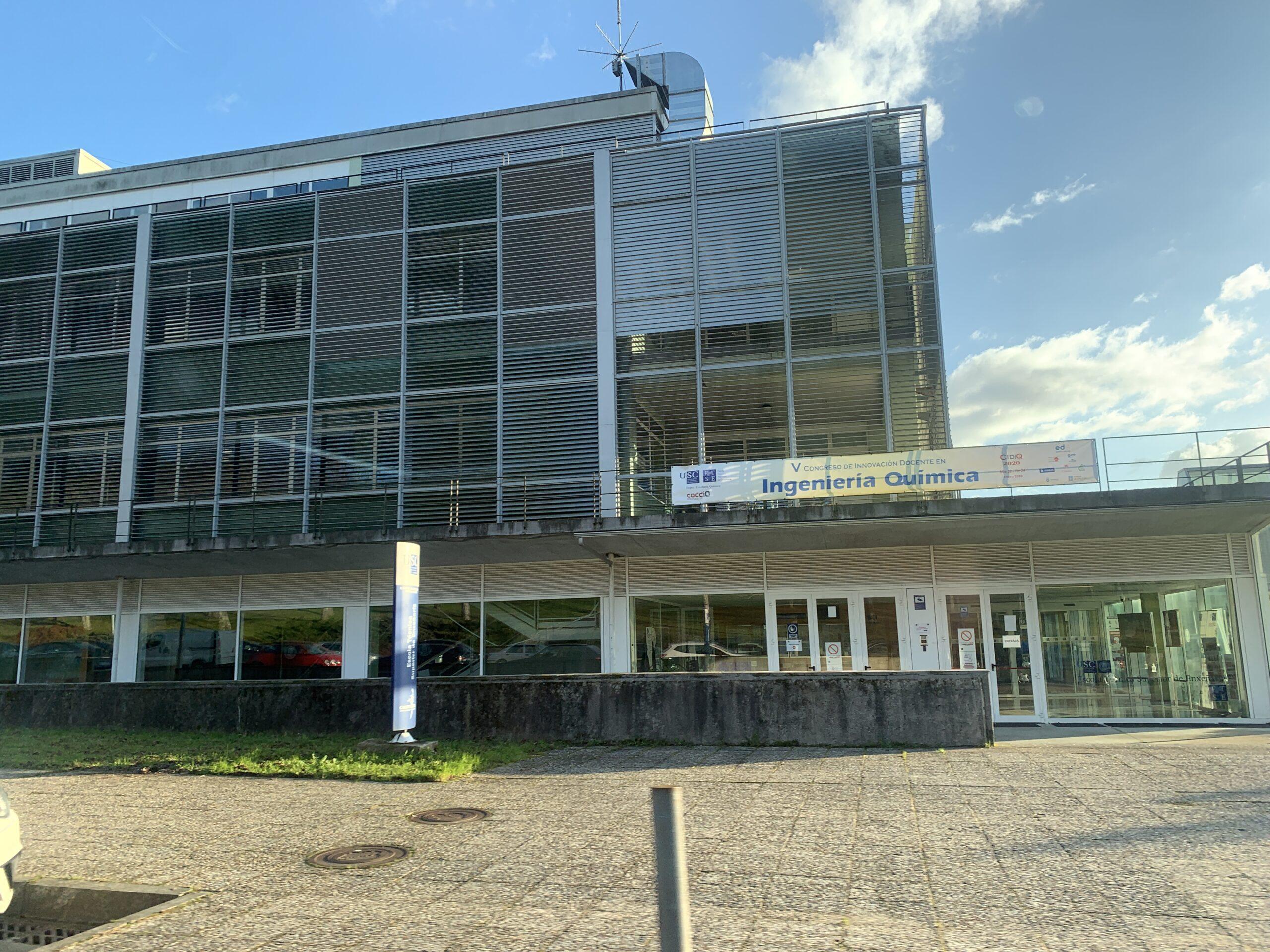 ETSE. Escuela Técnica Superior de Enxeñaría