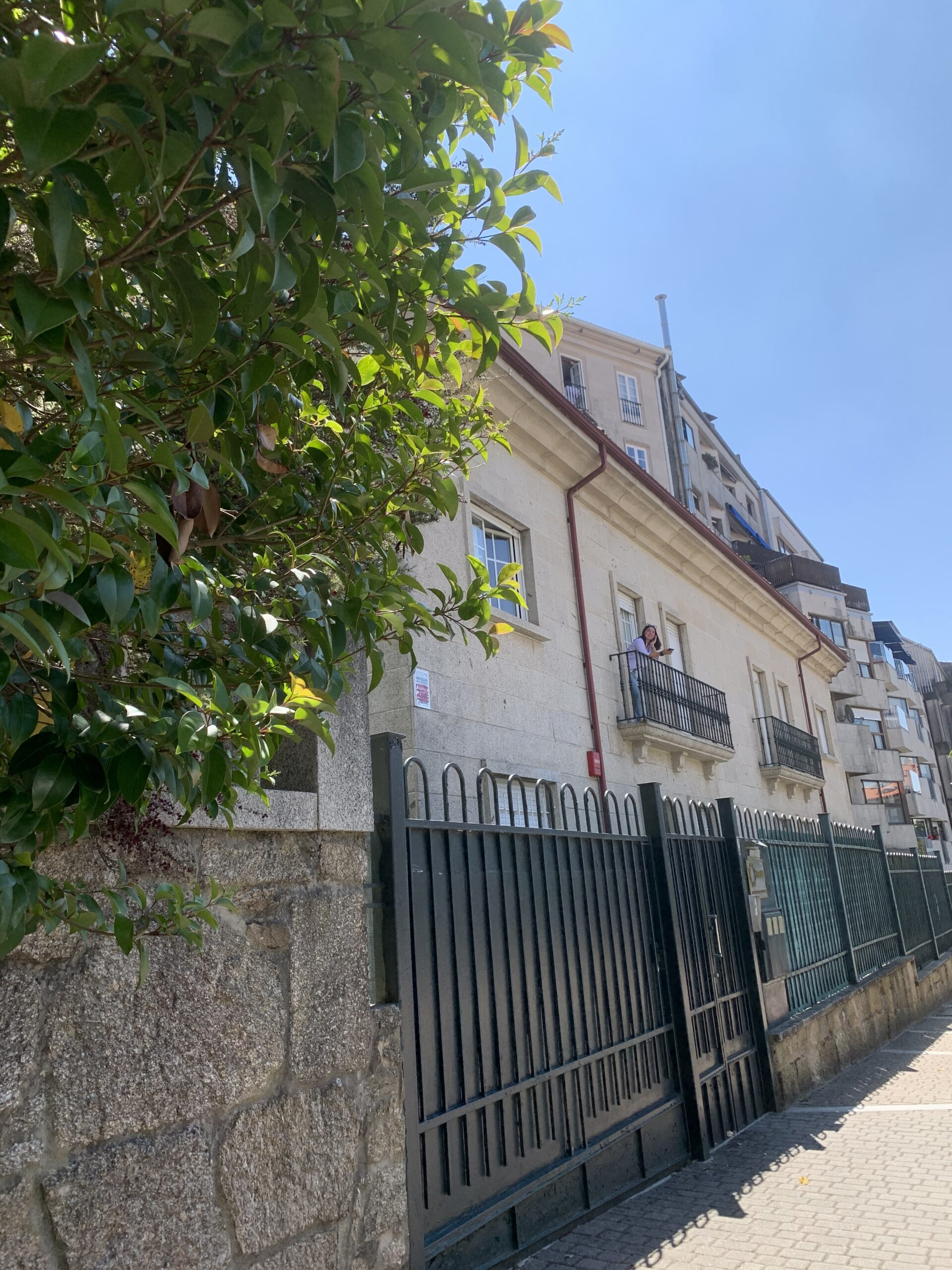 Residencia U. Rosaleda